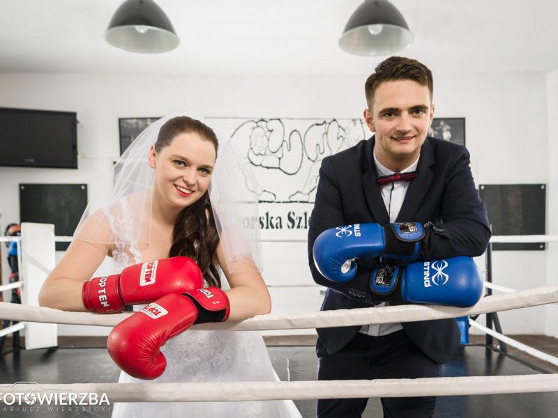 Paulina i Maciek